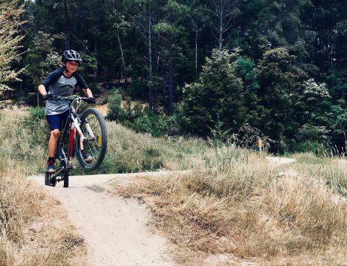 Bicicletta  come attività sportiva per i bambini.  Perchè no?