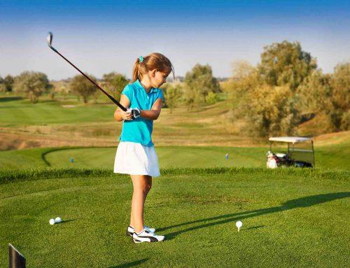 """Non solo adulti: ecco i golfisti giovani e """"tecnologici"""""""