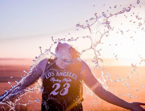Acqua spray per il dopo sport: rinfrescante, profumata, defaticante