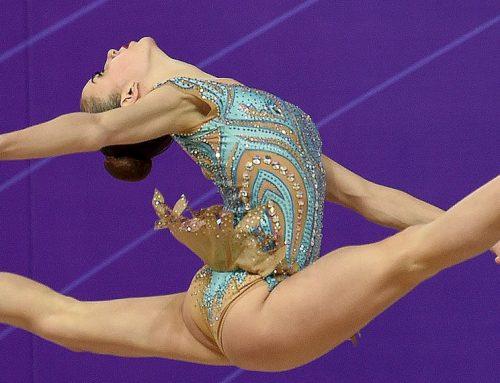La ginnastica artistica è costanza, pazienza e dedizione