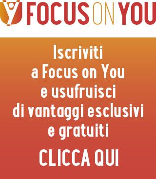 FocusonYou Registrazione