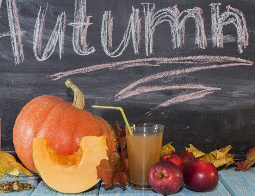 Dieta d'autunno: la salute dei bambini inizia a tavola