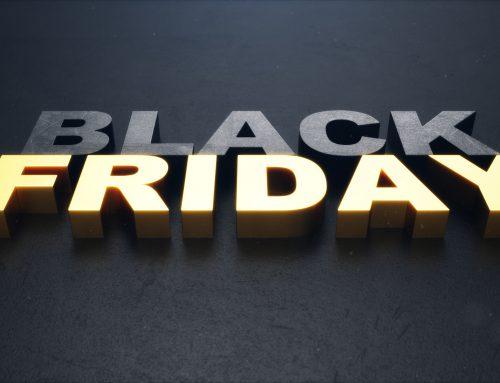 Tutti pazzi per il Black Friday!