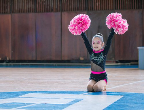 L'anno pazzesco delle cheerleader di Monza