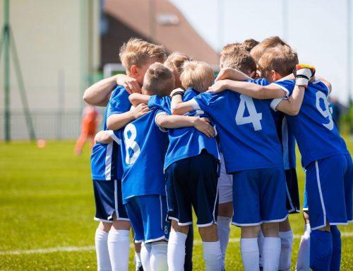 Bambini sportivi: più consapevolezza, meno timidezza