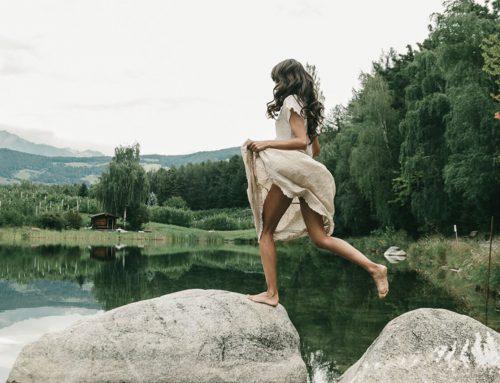 Barefooting: a piedi nudi nella natura