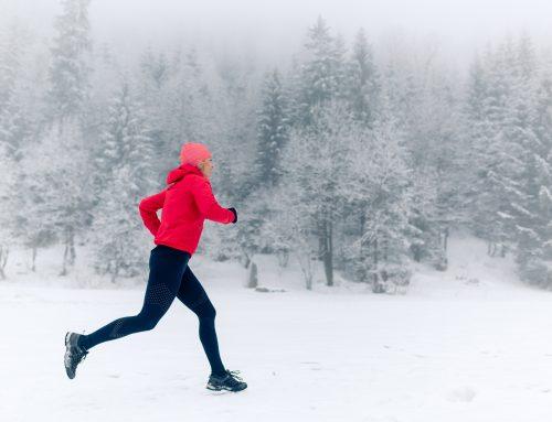 5 buoni motivi per fare sport outdoor anche in inverno