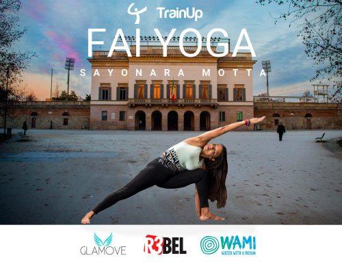 Tre giorni di Yoga a Milano con Train Up