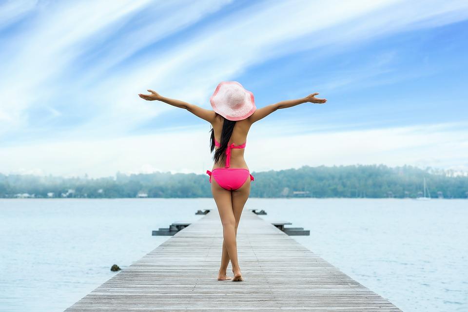 Prova bikini