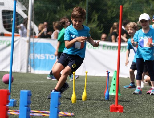 Bambini: uno sport a ogni età