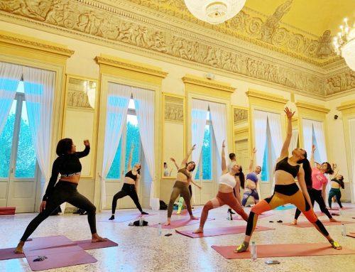 Ancora un appuntamento con Sayonara Motta e lo yoga