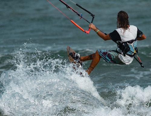 Kitesurf: fra mare e cielo
