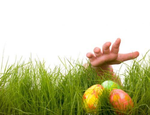 Pasqua: è tempo di uova
