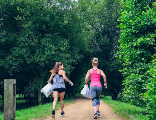 Plogging: correre, salvando l'ambiente