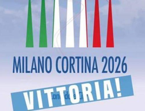 Milano-Cortina vincono le Olimpiadi invernali 2026