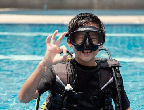 Piccoli subacquei crescono